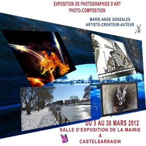 Exposition photos Marie-Ange Gonzales